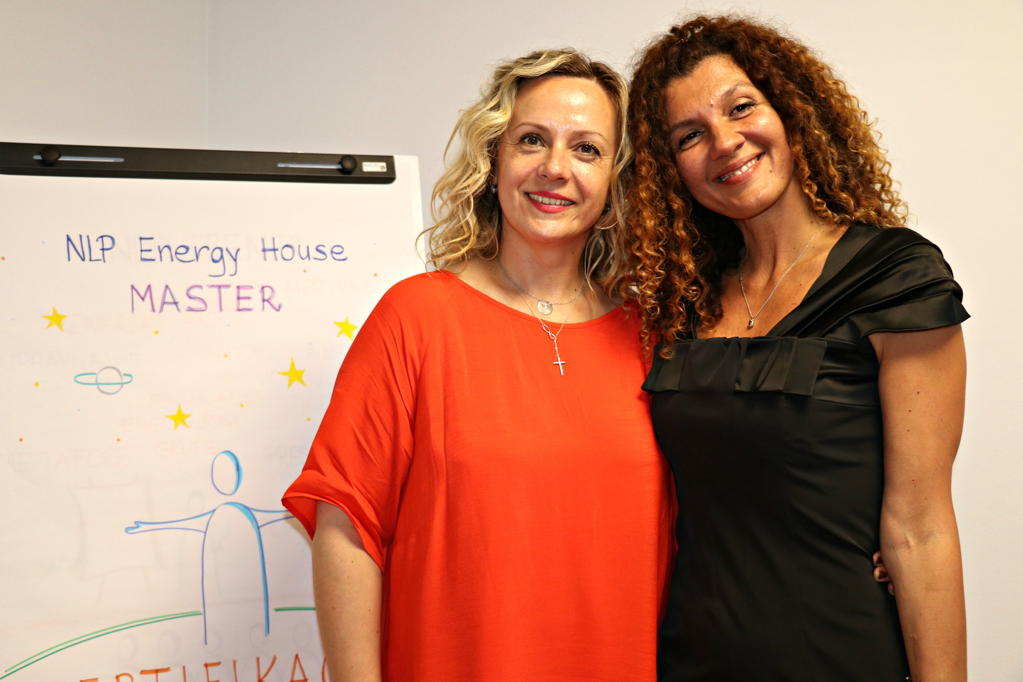 Silvana Stojanovic Louis, NLP Energy House